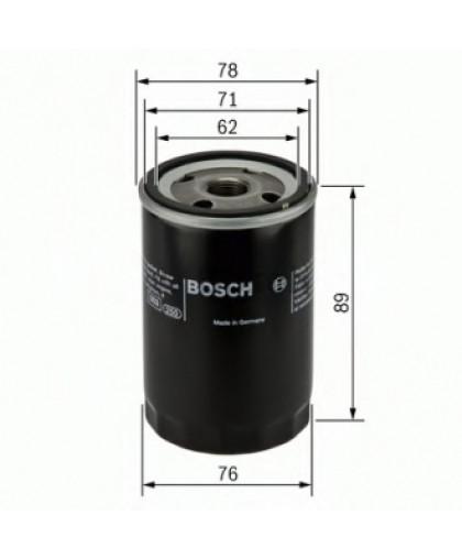 Масляный фильтр W-V 0451103050 BOSCH